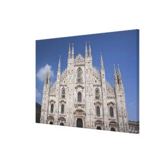 Provincia de Italia, Milano, Milano. Catedral de Lienzo Envuelto Para Galerías