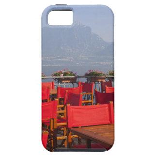 Provincia de Italia, Verona, del Benaco. de Torri iPhone 5 Case-Mate Carcasas