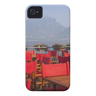 Provincia de Italia, Verona, del Benaco. de Torri iPhone 4 Case-Mate Cárcasa
