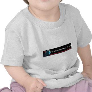 Provoque al friki Hashtag Camiseta