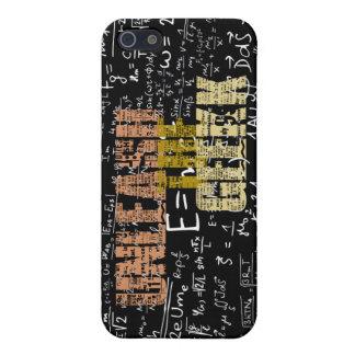 Provoque al friki Phonecase iPhone 5 Protectores