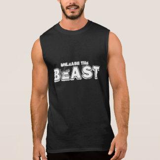 Provoque la BESTIA Camiseta Sin Mangas