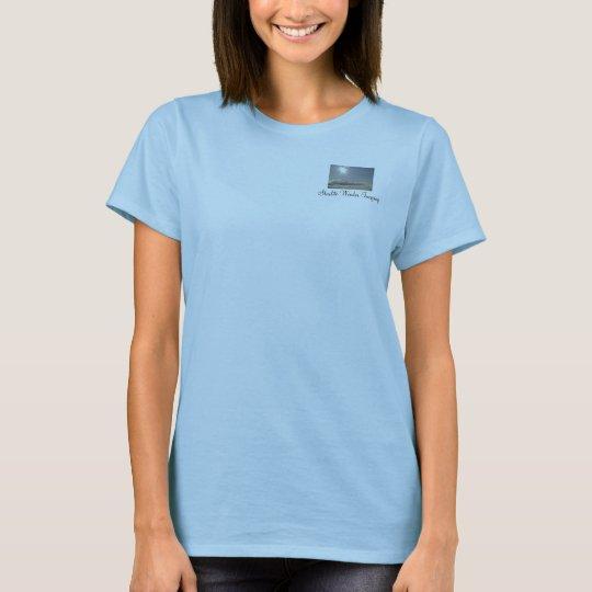 Proyección de imagen de la maravilla de Starlite Camiseta
