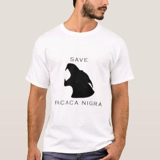 Proyecto animal de la protección camiseta
