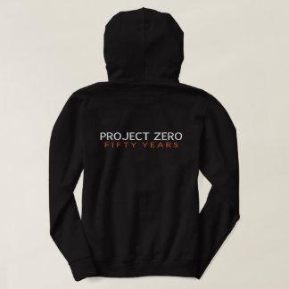 Proyecto cero la sudadera con capucha de 50