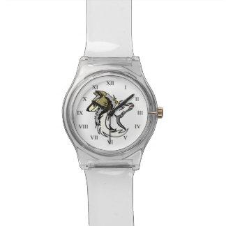Proyecto Maywatch de SSU Reloj De Pulsera