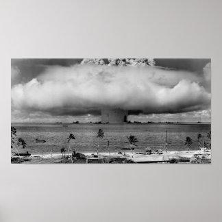 Bikini atoll h prueba de bomba