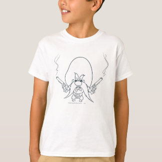 Pruebas claras de Yosemite Sam Camiseta