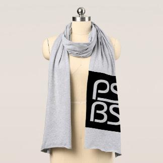 PSBS - Bufanda del jersey de los grises brezos