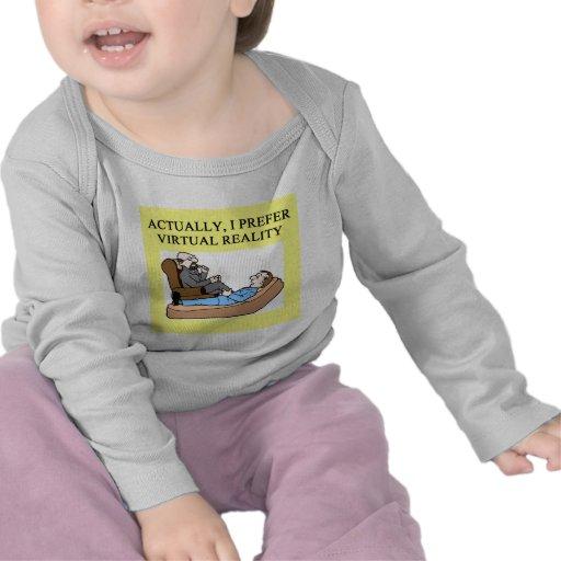 psicología del friki camisetas
