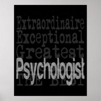 Psicólogo Extraordinaire Póster