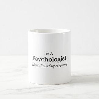 Psicólogo Taza De Café