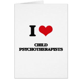 Psicoterapeutas del hijo natural I Tarjeta De Felicitación