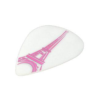 Púa De Guitarra Acetal 3d torre Eiffel, clipart de Francia