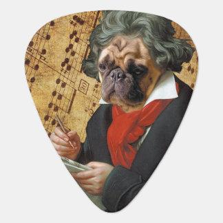 Púa De Guitarra Barkthoven - el barro amasado de Beethoven