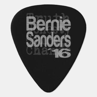 Púa De Guitarra Chorreadoras de Bernie para el presidente 2016