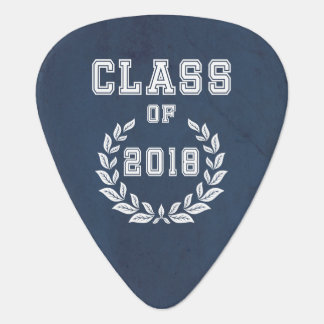 Púa De Guitarra Clase de 2018