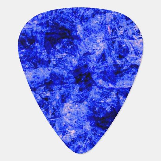 Púa De Guitarra Cristalizado por Kenneth Yoncich