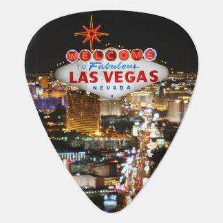 Púa de guitarra de Las Vegas