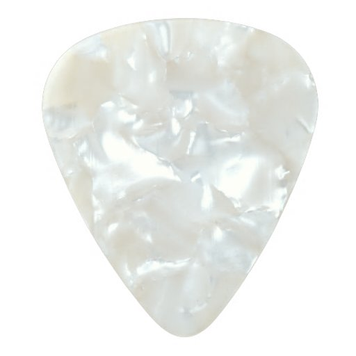 Grosor medio: 0,80 mm Guitar Picks, Celuloide nacarado