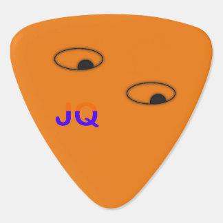 Púa de guitarra del funcionario el | de JQ