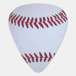Púa De Guitarra Deporte del béisbol