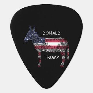 Púa De Guitarra ¡Donald Trump - un qué burro!