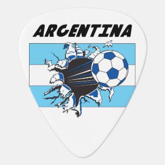 Púa De Guitarra Equipo de fútbol de la Argentina