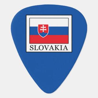 Púa De Guitarra Eslovaquia