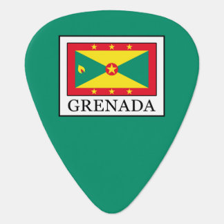 Púa De Guitarra Grenada
