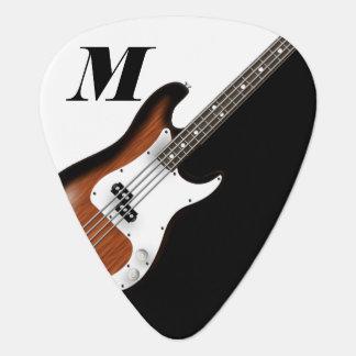 Púa De Guitarra Guitarra baja eléctrica