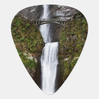 Púa De Guitarra Multnomah baja en la garganta de Columbia