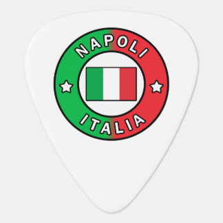 Púa De Guitarra Napoli Italia