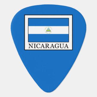 Púa De Guitarra Nicaragua