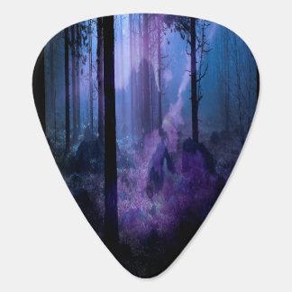 Púa De Guitarra Noche mística