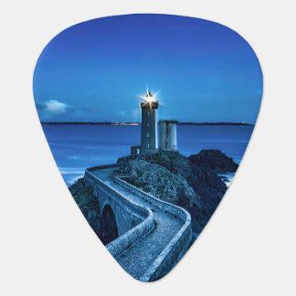 Púa De Guitarra Plouzane, Francia - faro