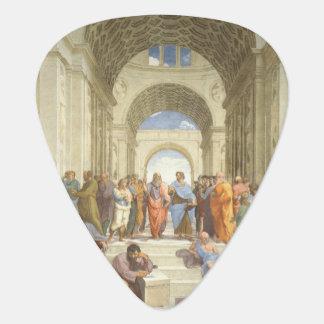 Púa De Guitarra Raphael - Escuela de Atenas