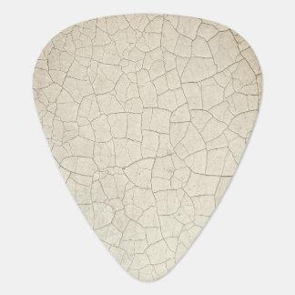 Púa De Guitarra Selección de mármol agrietada del diseño