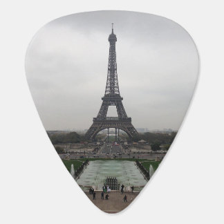 Púa De Guitarra Torre Eiffel, París, Francia