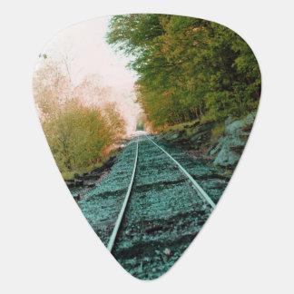 Púa De Guitarra Trayectoria de Solitute
