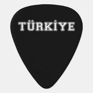 Púa De Guitarra Türkiye