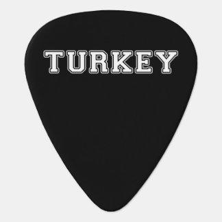 Púa De Guitarra Turquía