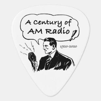 Púa De Guitarra Un siglo de radio de la