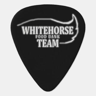 Púa De Guitarra Usted puede banco de alimentos de Whitehorse de la