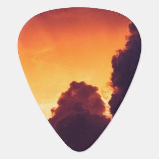 Púa De Guitarra w en tiempo