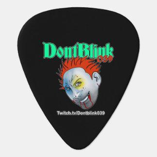Púas de guitarra Dontblink039