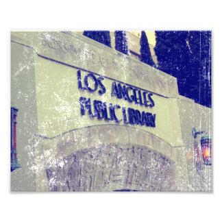 Público Library.png de Los Ángeles del estilo del Fotos