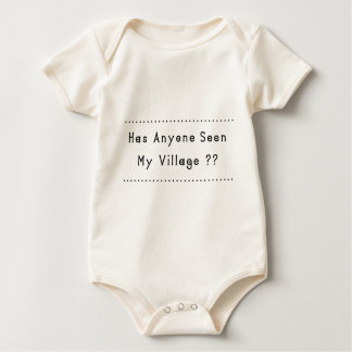 Pueblo Body Para Bebé
