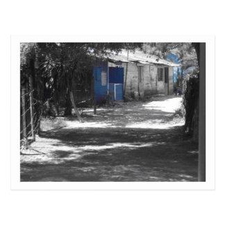 Pueblo en la República Dominicana Postal