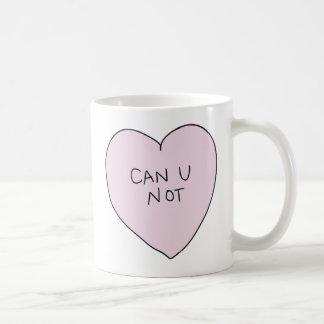 Puede el corazón de U no Taza De Café
